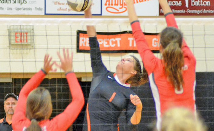 League-leading Buckeye Central finishes strong over Upper