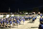 Parade, band show highlight opening day at Wyandot County Fair