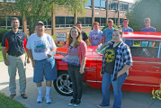 KHS teams up with Wyandot car, truck club for web design