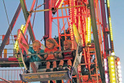 Ferris wheel fun