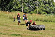 Local personal trainer's strength training leads to 1st Fierce Games