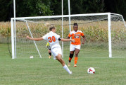 Daughenbaugh sets school assist record; Rams shut out Tygers