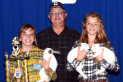 County youth take home top honors at fair livestock sale