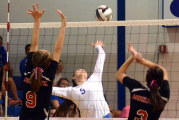 Warriors stay hot with 3-set win
