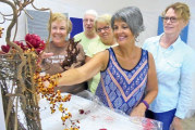 Garden club to host flower show