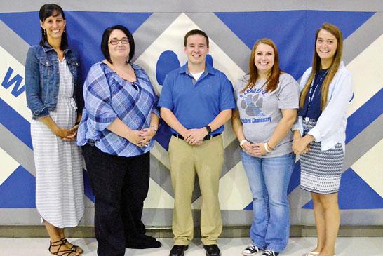 New Wynford elementary teachers