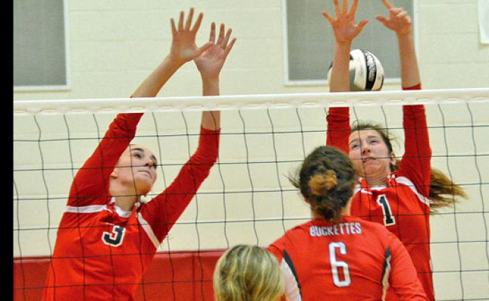 Buckeye Central adds to N10 lead with sweep of Mohawk