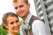 Bowen, Crum exchange vows