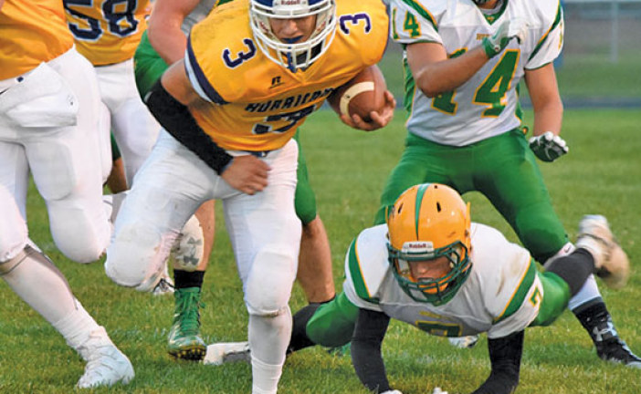 Warnimont carries Hornets to victory