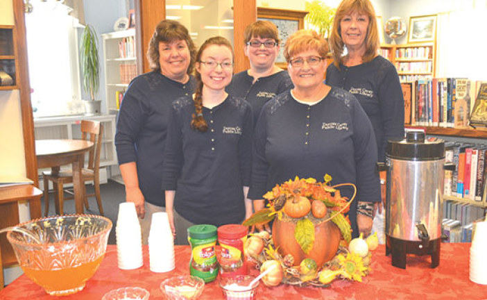 Dorcas Carey Public Library looks back on 110 years in village of Carey