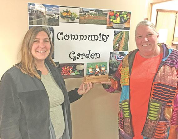 Community gardeners of the year