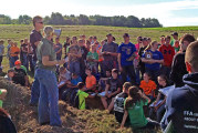 Upper, Carey FFAs take top spots in 2016 county soil judging contest