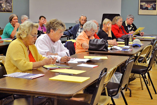 Security, campaign laws reviewed at Wyandot Co. poll worker training