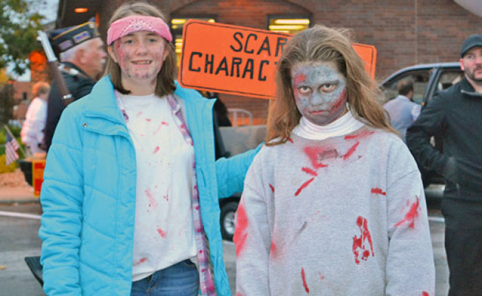 Halloween in Upper Sandusky