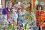 Earth, Wind and Flowers club hosts flower show for 30th year