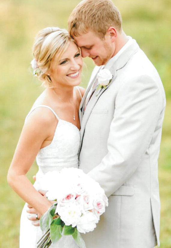 Kara and Cole Johnson