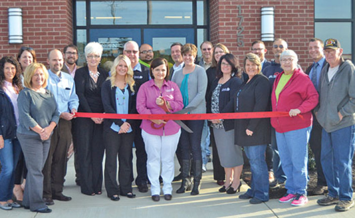 Businesses celebrate grand openings