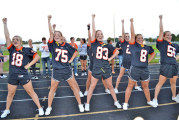 Community emerges as theme of USHS homecoming rally