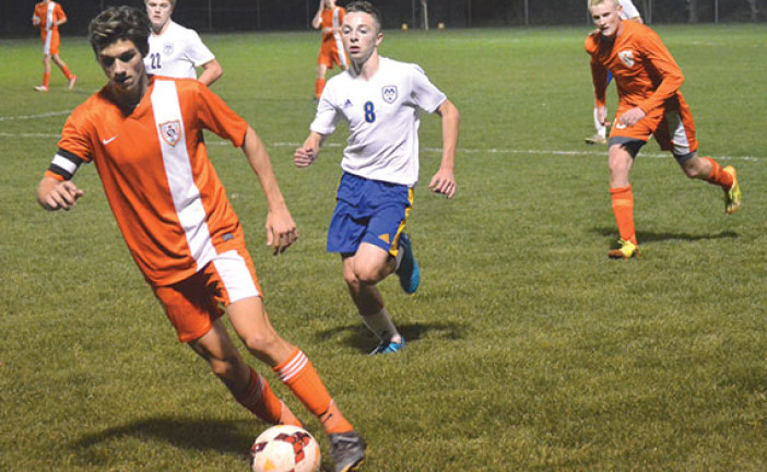 St. Marys outmatches Upper, 11-2