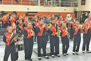 USHS band concert