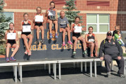N10 girls cross country champs