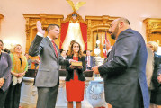 Goodman sworn in for 87th District