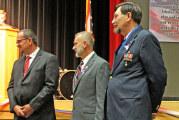 Mohawk students organize Veterans Day assembly