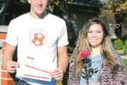 Upper Sandusky DECA students kick off flower fundraiser