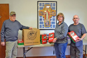 Operation Christmas Child provides gifts to more than 135 million children