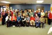 Senior veterans luncheon
