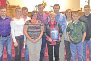 Stillberger named volunteer of 2016 at Sycamore Food Pantry