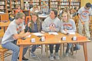 Quiz bowl teams make stop at USHS