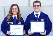 FFA chapters attend convention