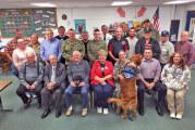 Schools honor area veterans
