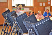 Turnout in Wyandot County again strong in presidential election year