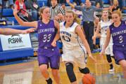 Lexington tops Wynford, 48-39