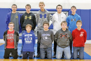 Wynford Junior High honors winter sports scholar athletes