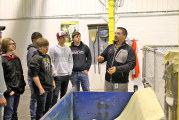Manufacturing day tours