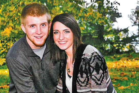 Derrick Gault and Mandy Kear featured