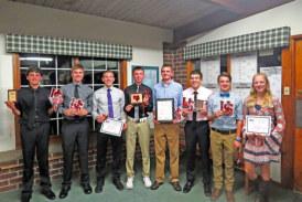 Upper golf awards