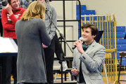 Surprise!: Riverdale director makes proposal