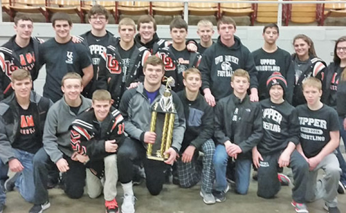 Clary, Frey win titles as Rams finish 3rd in Marion Co. Invite