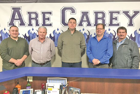 Carey Board of Education