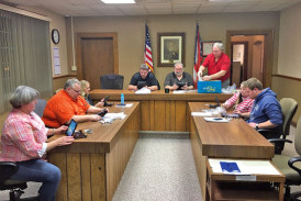 Carey hears from contractor attorneys on substation project