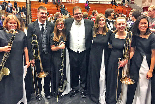 OMEA District II Honors Band & Choir Festival