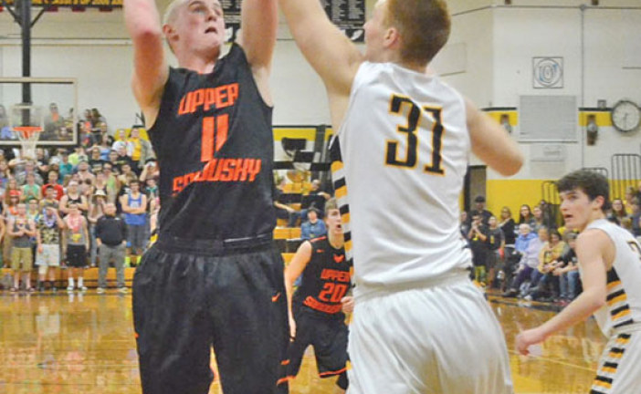 Kinley, Rams roll past Eagles