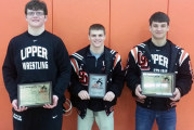 Clary, Johnston win titles as Rams finish 3rd