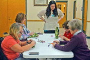 Adult crafts in Sycamore