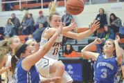 Upper overwhelms Wynford in 62-33 victory