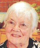 Pauline Fadley